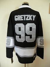 Wayne Gretzky #99 Los Angeles Kings NWT Retro Stitched NHL Men's Jersey