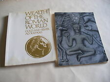 METAL DETECTING ID INTEREST BOOKS WEALTH OF THE ROMAN WORLD AND EARLY CELTIC ART