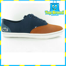 LACOSTE CLASSIC CASUAL SHOES MENS SALES SAMPLE SHOE NEW  9 US / 42 EUR $129