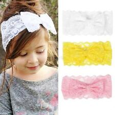 Infant Baby Girls Flower Bow Headband Hair Band Kids Hair Accessories Wholesale