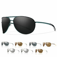 Smith Optics Serpico Sunglasses Polarized Premium Aviator Style UV Protection