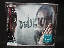 LACUNA COIL Delirium + 3 JAPAN CD Ethereal Apocalyptica The Agony Scene Burn Hal