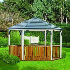 NEW outdoor garden Gazebo Kensington