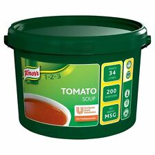 Knorr 1-2-3 Soup – Tomato – 2kg 200 Portions Catering