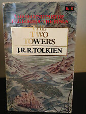 JRR Tolkien The Two Towers 1st thus of 4th Ed. 1981, Lord of the Rings Unwin PB