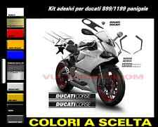 Sticker kit for Ducati 1199 Panigale 899 Panigale Decals for fairings