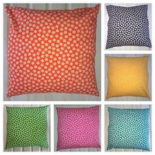 """Funky Flower Cushion Covers Daisy Style Floral 16"""" 18"""" 20"""" 22"""" 24"""" 26"""" 28"""" OR 30"""