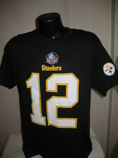 NFL Pittsburgh Steelers Terry Bradshaw #12 Jersey Shirt Mens Size Hall Of Fame