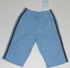 Gymboree Boy's Top Dog Blue Lined Athletic Pants Size 3-6 Months