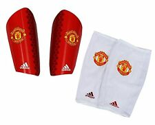 Adidas Men Manchester United Pro Lite Shin Guards Pads Football Soccer AP7066