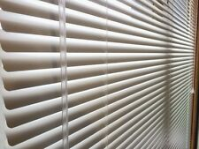 """1"""" Premium Aluminum Mini Blinds 26-28"""" Wide by 72-74"""" Long $40.00 FREE SHIPPING"""
