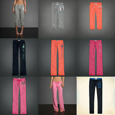 NWT Womens Hollister Abercrombie & Fitch Gilly Hicks Sweatpants Sz XS/S/M