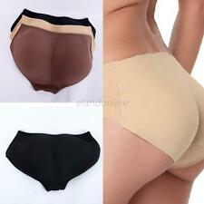 New Sexy Women Seamless Hip Enhancer Shaper Push Up Padded Panties Underwear Hot