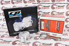 CP Pistons Manley Rods Acura B16A Bore 84.5mm +3.5mm 9.0:1 CR SC7018 / 14414-4