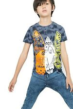Desigual Boys T-Shirt TS ANGEL 61T36D7 / 2081 new collection 2016