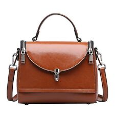 Summer Leisure Leather Satchel Women Beach Tote Small Shoulder Crossbody Bags