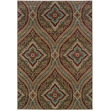 RUGS AREA RUGS CARPET TRANSITIONAL RUGS DECOR MODERN TRANSITIONAL GREEN RUGS NEW