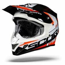 Scorpion VX-20 Air Tactik Black Orange, Off Road Helmet, VX 20 Air, NEW!