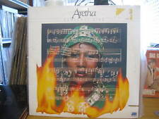 ARETHA FRANKLIN ARETHA ALMIGHTY FIRE VINYL RECORD LP 12