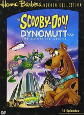 The Scooby-Doo/Dynomutt Hour (DVD, 2006, 4-Disc Set)