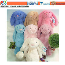 New JELLYCAT Bashful Bunny Medium 31cm Rabbit Baby SOFT toy Jelly Cat Variation