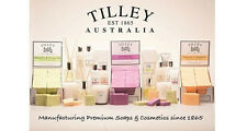 Tilley Soaps-Vegetable Choose-Your-Fragrance ( 1-4 Soaps) 35 different Flavours
