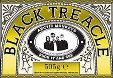 Arctic Monkeys Suck It And See Black Treacle Art Print/Poster Music