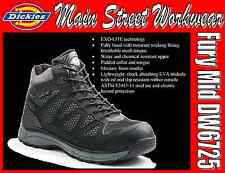 Dickies Fury Mid Steel Toe Work Boot DW6725