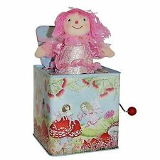 Jack in The Box Pink Fairy