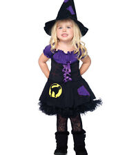 New Leg Avenue C48112 Black Cat Witch Girl Costume