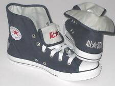 Juniors CONVERSE CT SUPER HI Navy Textile Trainers 632537C