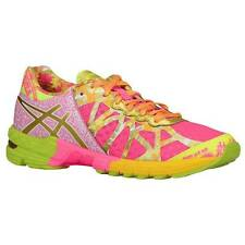 Asics Gel-Noosa Tri 9 Women's Running Shoes Hot Pink/Gold/Gold Ribbon US 8