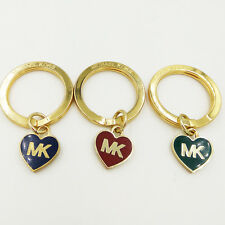 Michael Kors MK  SMALL KEY RING SMALL HEART Charm Key Chain