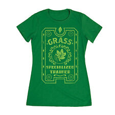 Grass Specialized Trainer-Adult LADIES SHORT SLEEVE TEE