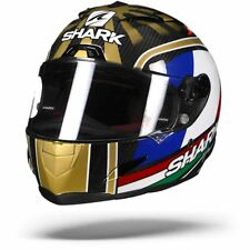 Shark Race-R Pro Carbon Limited Edition Zarco, Motorcycle Helmet, NEW!