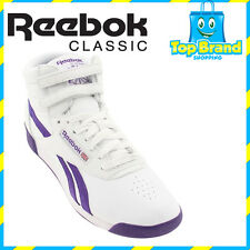 REEBOK WOMENS 5 US / 2.5 UK / 22 CM HI TOPS CLASSIC HIP HOP SHOES DANCE NEW SHOE
