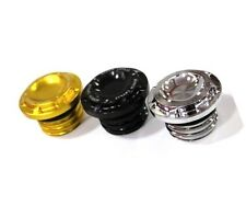 Aluminum Rough Crafts Fuel Gas Tank Cap 4 Harley Sportster Dyna Touring Softail