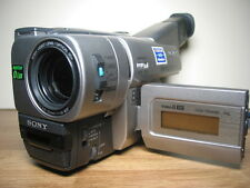 Sony Handycam Vision Video 8 XR CCD-TRV48E Camcorder  FAULTY
