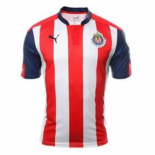PUMA Chivas de Guadalajara Home Jersey 2016  2017 Authentic