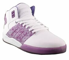 Supra SKYTOP III WHITE CUP Lil Wayne VICE PACK Purple Drank Men's Sneakers