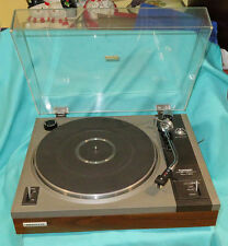 HIGH QUALITY PIONEER PL-112D BELT DRIVE MANUAL TURNTABLE EXCELLENT WORKING