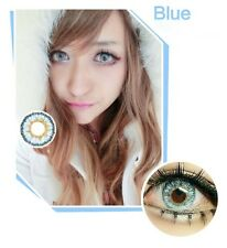 Eye contacts lenses for eyes,  5color in stock yearly use lenses