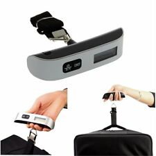 Portable 50kg/10g Digital LCD Electronic Luggage Hanging Weight Scale New GH