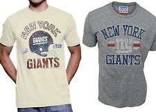 Choose Adult Junk Food NFL Football New York NY Giants Team T-Shirt Tee Shirt