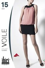 Ibici Voile 15 - A Beautiful 15 Denier Luxury Sheer to Waist Pantyhose