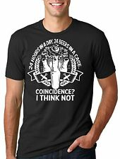 Beer Drinking T-shirt Funny Beer Party Pub T-shirt