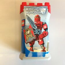 Lego Knights Kingdom SANTIS 8773 figure in castle box LEGO KNIGHTS