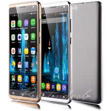 """Touch Smartphone 5.5"""" Unlocked Android Dual SIM Quad Core 3G For Mobile Phone"""