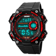 Men's LED Digital Watches Fashion Sports Watch Dive Swim l Watches SKMEI 1115