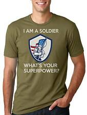 Soldier Army T-shirt Military Army Soldier private T-shirt Gift for Soldier Tee